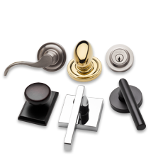 Reserve Series Knobs, Levers & Handlesets