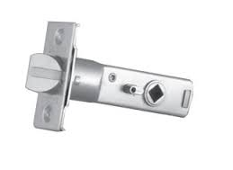 "Baldwin 5513 Lever-strength Passage Latch 2.375"" With 1"" Faceplate"