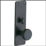 Baldwin 6765.kt Reading  Interior Escutcheon With Turn Knob