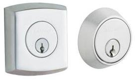 Baldwin 8286 Soho Double Cylinder Deadbolt